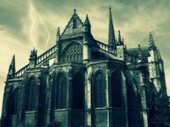 Church Lightning